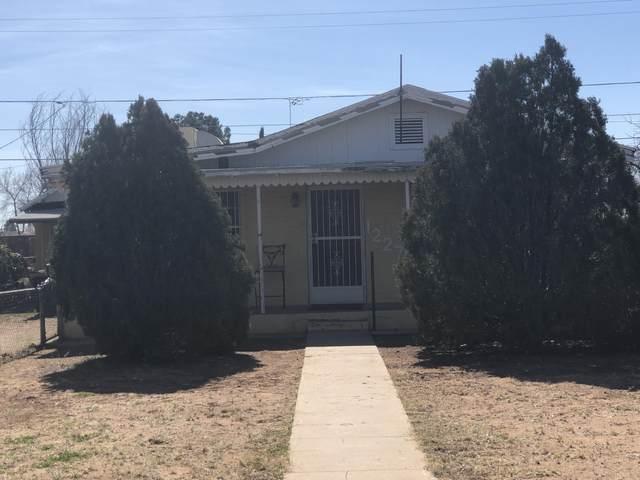 1227 E 6th Street, Douglas, AZ 85607 (MLS #6033473) :: Brett Tanner Home Selling Team