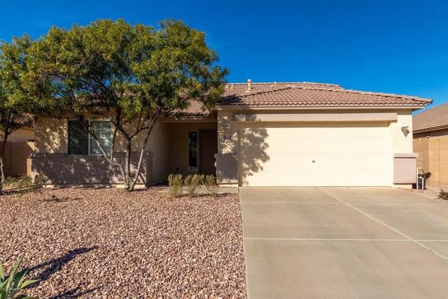 15316 W Laurel Lane, Surprise, AZ 85379 (MLS #6033484) :: Conway Real Estate