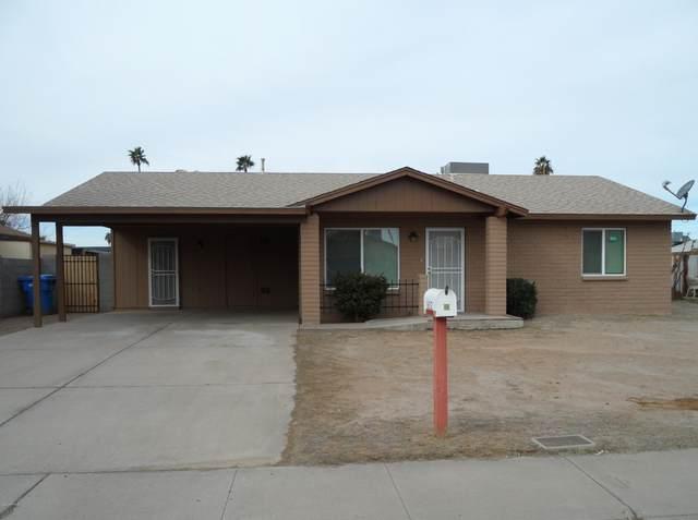 1632 N 54TH Lane, Phoenix, AZ 85035 (MLS #6033486) :: Riddle Realty Group - Keller Williams Arizona Realty