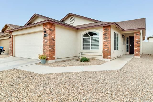 5808 S 27TH Drive, Phoenix, AZ 85041 (MLS #6033576) :: Conway Real Estate