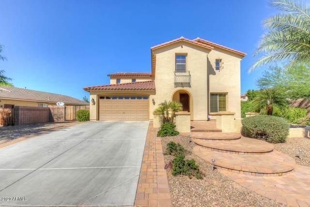 700 W Powell Way, Chandler, AZ 85248 (MLS #6033593) :: The Andersen Group
