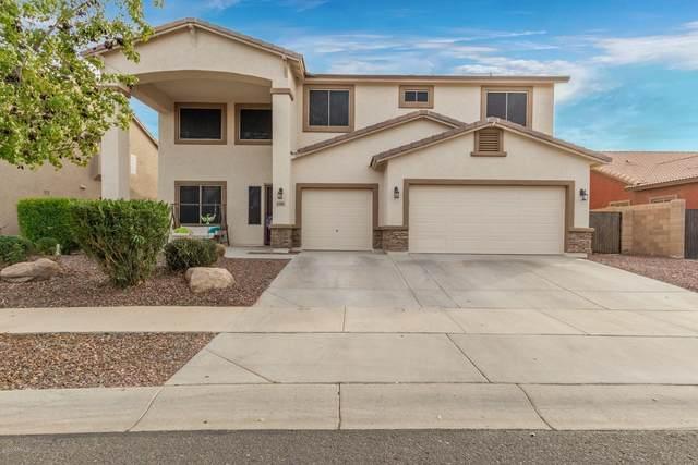 15835 W Desert Mirage Drive, Surprise, AZ 85379 (MLS #6033615) :: Riddle Realty Group - Keller Williams Arizona Realty