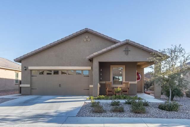 22407 W Morning Glory Street, Buckeye, AZ 85326 (MLS #6033621) :: Riddle Realty Group - Keller Williams Arizona Realty