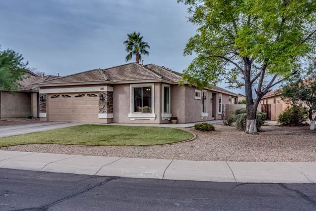 836 S Nielson Court, Gilbert, AZ 85296 (MLS #6033625) :: The Property Partners at eXp Realty
