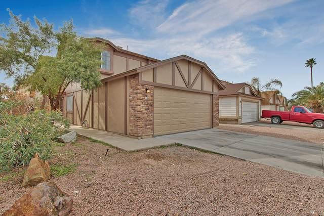 1915 S 39TH Street #116, Mesa, AZ 85206 (MLS #6033636) :: Yost Realty Group at RE/MAX Casa Grande