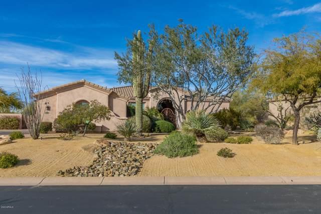 6588 E Oberlin Way, Scottsdale, AZ 85266 (MLS #6033669) :: Riddle Realty Group - Keller Williams Arizona Realty
