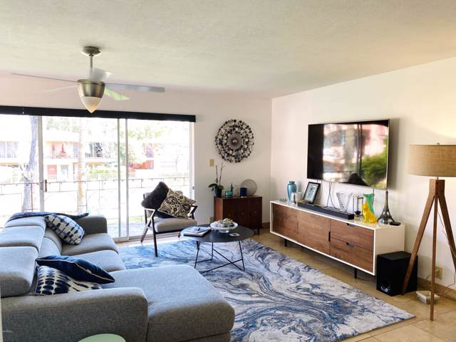 110 E Coronado Road E #7, Phoenix, AZ 85004 (MLS #6033677) :: The Results Group