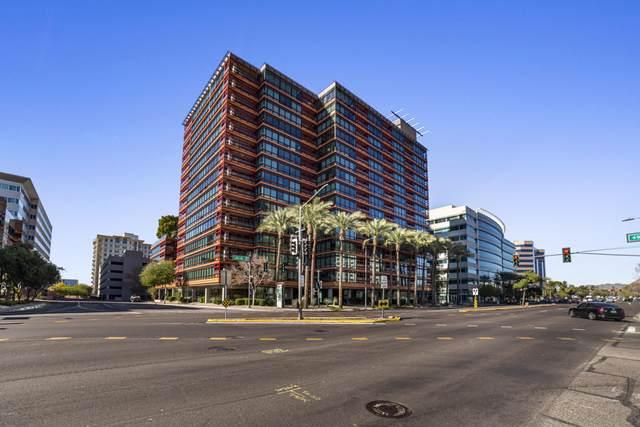 4808 N 24th Street #208, Phoenix, AZ 85016 (MLS #6033680) :: The W Group