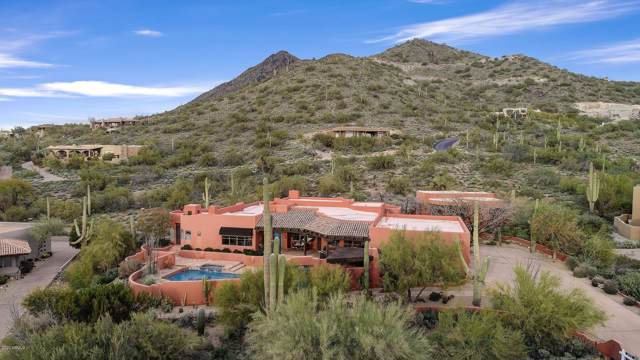 35011 N Sunset Trail, Carefree, AZ 85377 (MLS #6033726) :: Devor Real Estate Associates