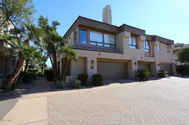 7400 E Gainey Club Drive #236, Scottsdale, AZ 85258 (MLS #6033777) :: Riddle Realty Group - Keller Williams Arizona Realty