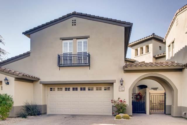 20802 N Grayhawk Drive #1110, Scottsdale, AZ 85255 (MLS #6033783) :: Riddle Realty Group - Keller Williams Arizona Realty