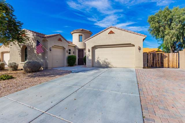 2560 E Iris Drive, Chandler, AZ 85286 (MLS #6033822) :: Riddle Realty Group - Keller Williams Arizona Realty