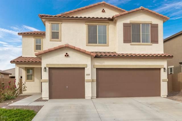 1640 N 213TH Lane, Buckeye, AZ 85396 (MLS #6033826) :: Riddle Realty Group - Keller Williams Arizona Realty