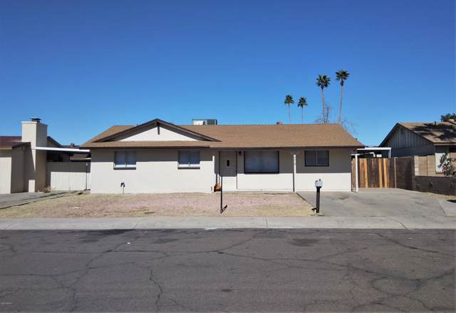 4418 W Caron Street, Glendale, AZ 85302 (MLS #6033831) :: Devor Real Estate Associates