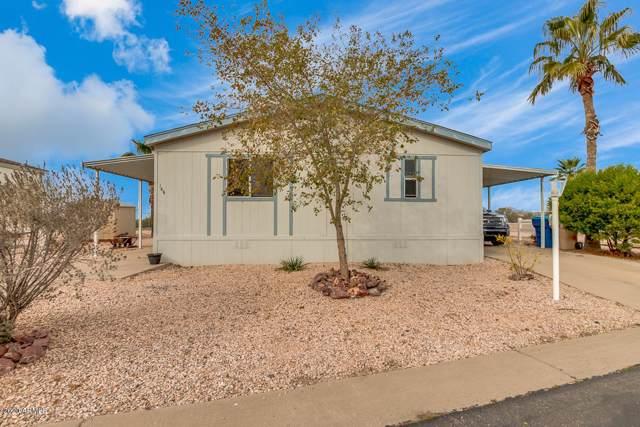 2000 S Apache Road #144, Buckeye, AZ 85326 (MLS #6033846) :: Riddle Realty Group - Keller Williams Arizona Realty