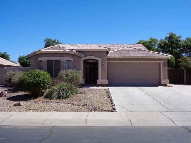 22327 N Braden Road, Maricopa, AZ 85138 (MLS #6033862) :: The Daniel Montez Real Estate Group