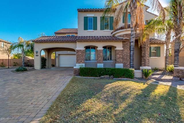 2601 S Roanoke Street, Gilbert, AZ 85295 (MLS #6033871) :: Brett Tanner Home Selling Team