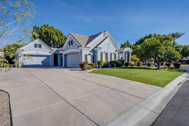 2625 N 24TH Street #15, Mesa, AZ 85213 (MLS #6033886) :: Conway Real Estate