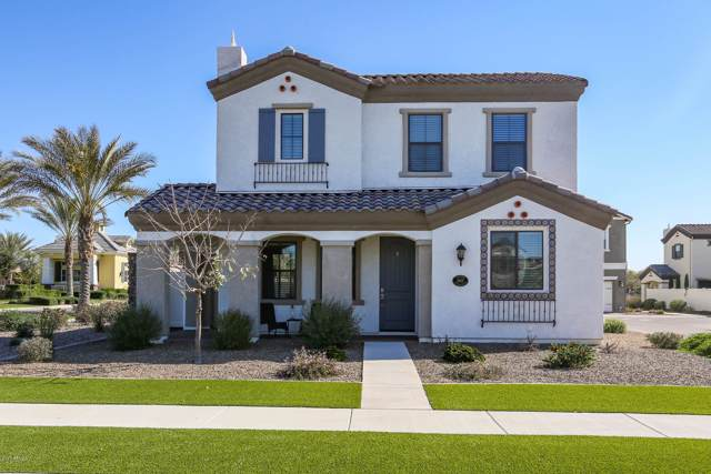 2607 S Tobin, Mesa, AZ 85209 (MLS #6033948) :: Brett Tanner Home Selling Team