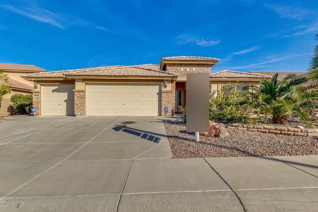 23646 W La Vista Drive, Buckeye, AZ 85396 (MLS #6033995) :: The W Group