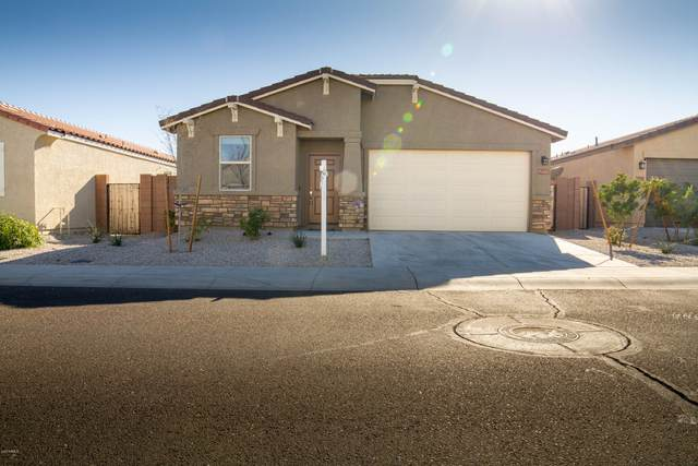 23711 W Whyman Street, Buckeye, AZ 85326 (MLS #6034035) :: Riddle Realty Group - Keller Williams Arizona Realty