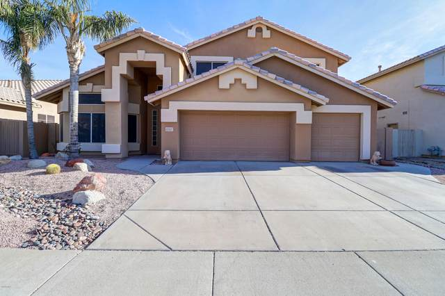 22027 N 59TH Drive, Glendale, AZ 85310 (MLS #6034043) :: The Laughton Team