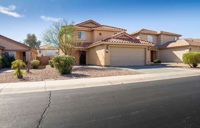224 N 222ND Drive, Buckeye, AZ 85326 (MLS #6034044) :: Riddle Realty Group - Keller Williams Arizona Realty