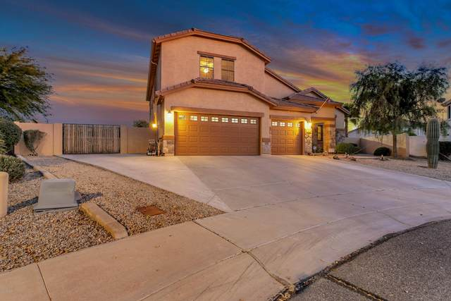 7727 N 86th Lane, Glendale, AZ 85305 (MLS #6034059) :: The Kenny Klaus Team