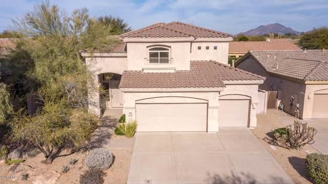 7728 E Via Montoya, Scottsdale, AZ 85255 (MLS #6034063) :: The W Group