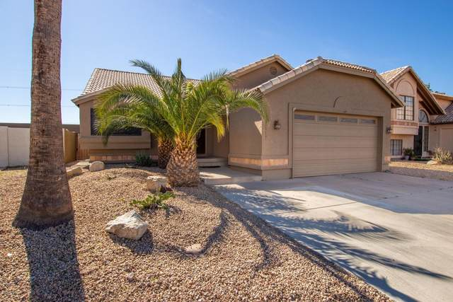 2917 E Redwood Lane, Phoenix, AZ 85048 (MLS #6034066) :: Devor Real Estate Associates