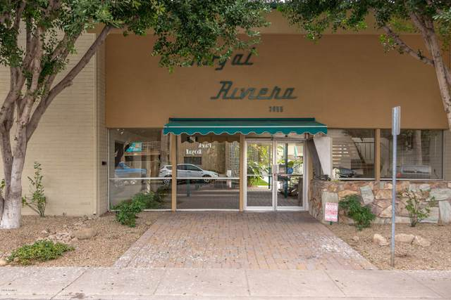 3655 N 5th Avenue #108, Phoenix, AZ 85013 (MLS #6034099) :: Riddle Realty Group - Keller Williams Arizona Realty