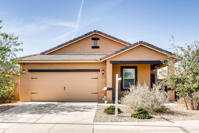 4872 S 245th Drive, Buckeye, AZ 85326 (MLS #6034116) :: The Daniel Montez Real Estate Group