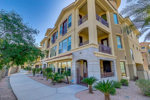 7275 N Scottsdale Road #1001, Scottsdale, AZ 85253 (MLS #6034135) :: The W Group