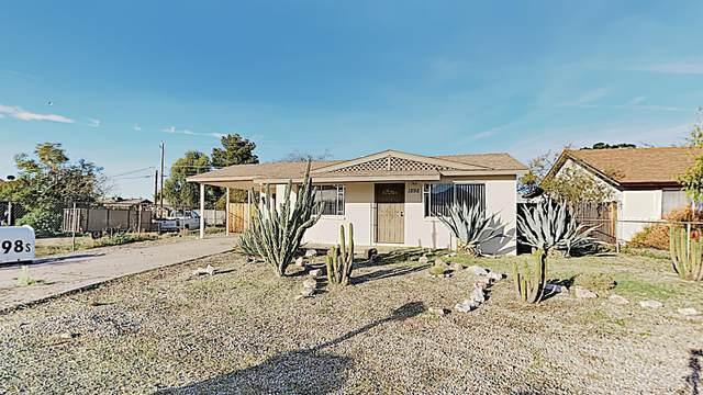 1898 S Idaho Road, Apache Junction, AZ 85119 (MLS #6034139) :: Yost Realty Group at RE/MAX Casa Grande