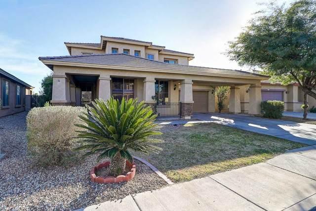 16224 N 154TH Drive, Surprise, AZ 85374 (MLS #6034140) :: Homehelper Consultants