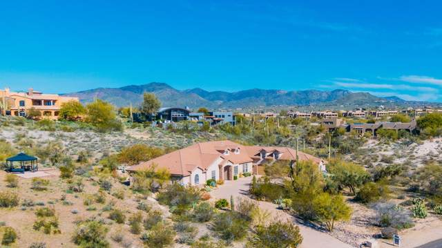7868 E Stagecoach Pass Road, Carefree, AZ 85377 (MLS #6034180) :: Riddle Realty Group - Keller Williams Arizona Realty