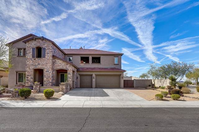 26774 N 90TH Lane, Peoria, AZ 85383 (MLS #6034187) :: The Laughton Team