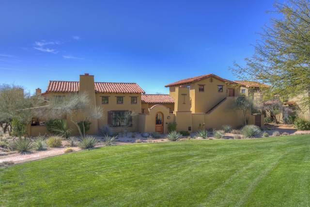 38625 N 104TH Street, Scottsdale, AZ 85262 (MLS #6034197) :: The W Group