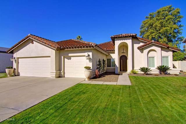 1116 N Date Palm Drive, Gilbert, AZ 85234 (MLS #6034200) :: The Bill and Cindy Flowers Team