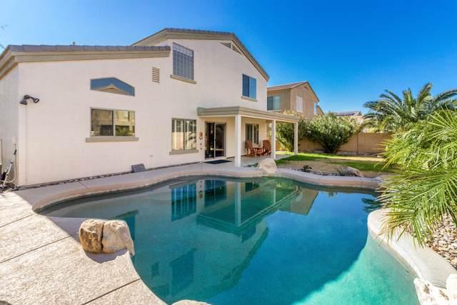1762 E Oquitoa Drive, Casa Grande, AZ 85122 (MLS #6034203) :: Yost Realty Group at RE/MAX Casa Grande