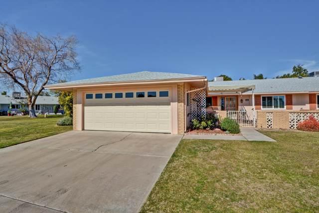 10312 W Talisman Road, Sun City, AZ 85351 (MLS #6034278) :: Devor Real Estate Associates