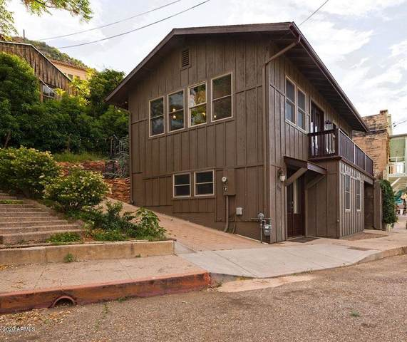 511 School Street, Jerome, AZ 86331 (MLS #6034324) :: Conway Real Estate