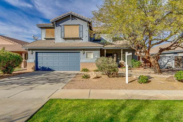 744 W La Pryor Lane, Gilbert, AZ 85233 (MLS #6034415) :: The Property Partners at eXp Realty