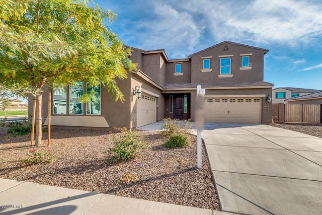 20199 E Domingo Road, Queen Creek, AZ 85142 (MLS #6034416) :: Lucido Agency