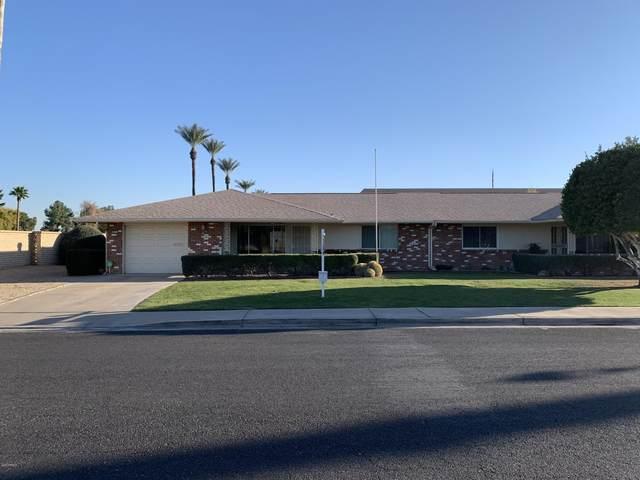 9901 W Pleasant Valley Road, Sun City, AZ 85351 (MLS #6034477) :: Riddle Realty Group - Keller Williams Arizona Realty