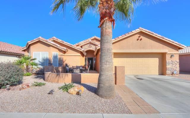 2664 E Desert Wind Drive, Casa Grande, AZ 85194 (MLS #6034481) :: Kortright Group - West USA Realty
