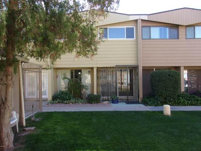 920 N 82ND Street H6, Scottsdale, AZ 85257 (MLS #6034494) :: Riddle Realty Group - Keller Williams Arizona Realty