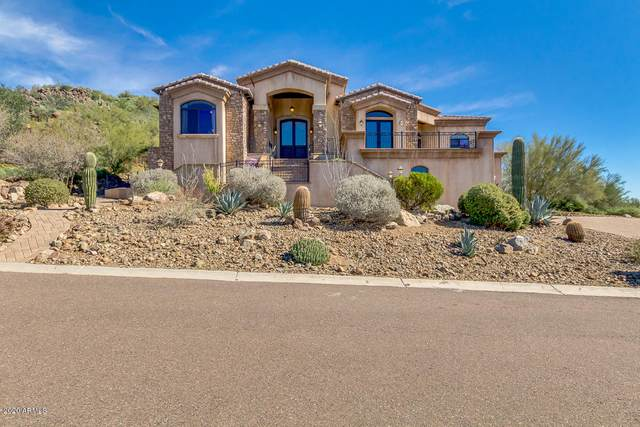 5375 S Cariott Court, Gold Canyon, AZ 85118 (MLS #6034511) :: Kepple Real Estate Group