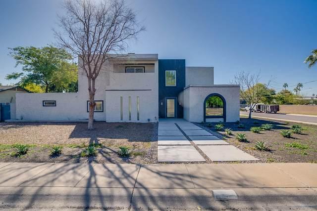 201 E Rose Lane, Phoenix, AZ 85012 (MLS #6034523) :: The W Group