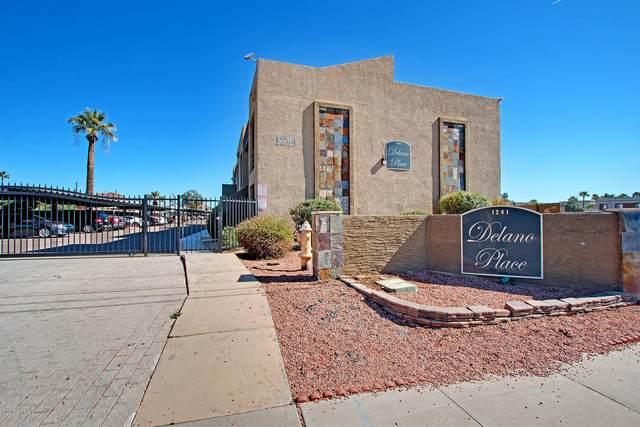 1241 N 48TH Street #216, Phoenix, AZ 85008 (MLS #6034545) :: The Kenny Klaus Team